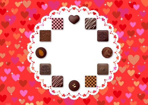 Valentine Material 13