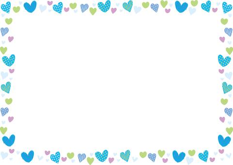 Heart Frame 5