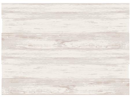 Produced beige wooden signboard Woodgraining framework