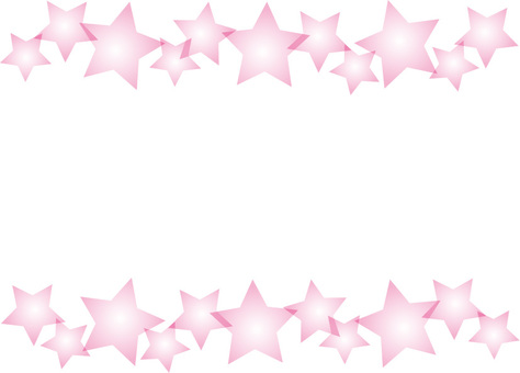 Star material (pink)
