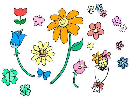 식물 / 꽃 / 꽃