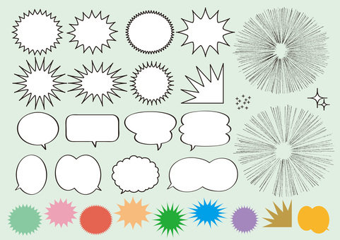 Speech bubbling