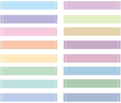Border frame - color