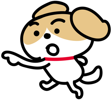 Dog here