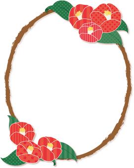 Camellia frame