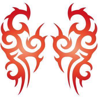 tribal-dragon-001