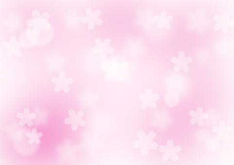 Spring background Sakura 003