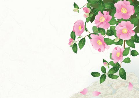 Japanese paper background _ Yamanaka
