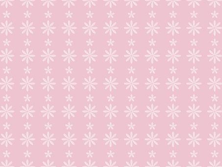 Flower pattern wallpaper 5 Spring