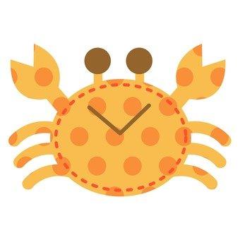 Crab applique