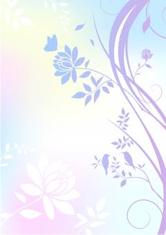 Grass flower / background 5