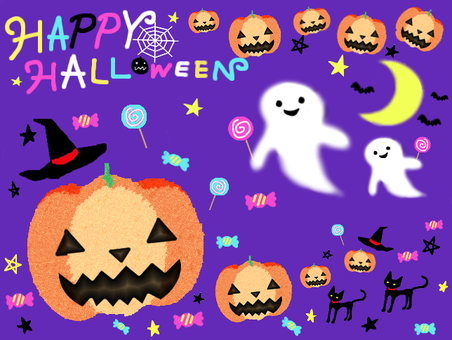 ★ Bustling Halloween ★