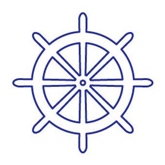 Rudder (marine material)
