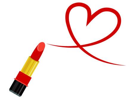 Lipstick (heart)