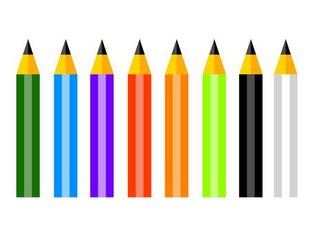 New pencil set