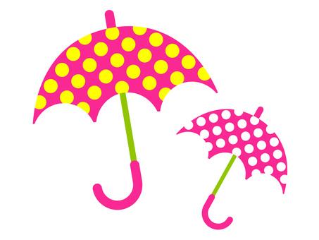 47. Umbrella illustration 1