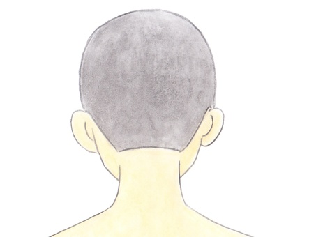 Reference drawing of massage 02