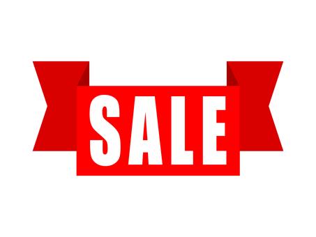 Sale decoration _ Ribbon