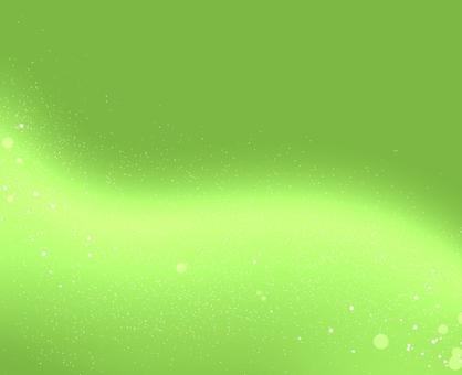 キラキラグリーン