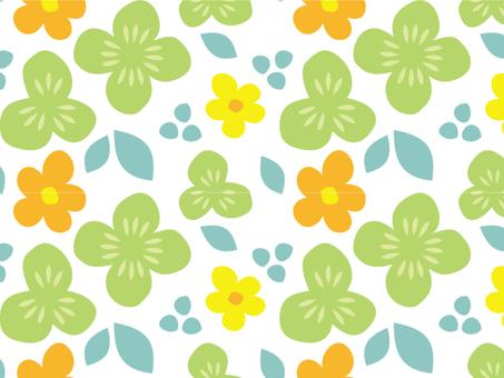 Scandinavian style pattern