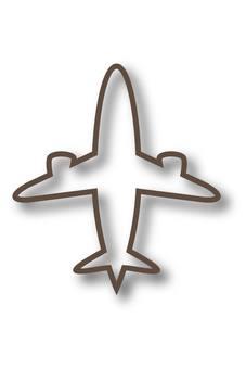 비행기 아이콘