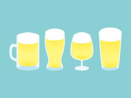 Beer [White]
