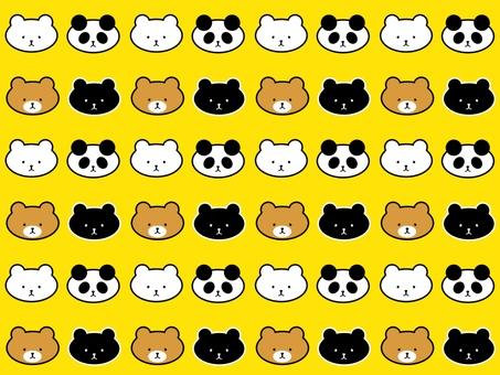 Wallpaper, Bears