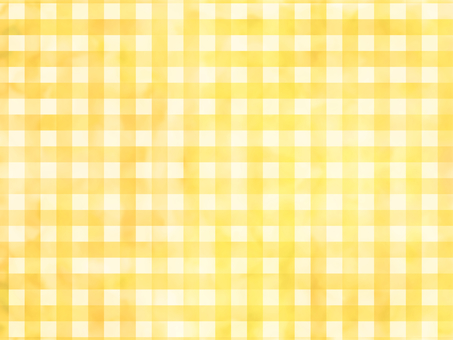 Watercolor check 2 yellow