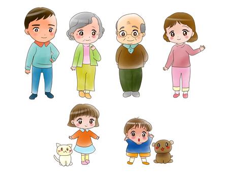 Family family