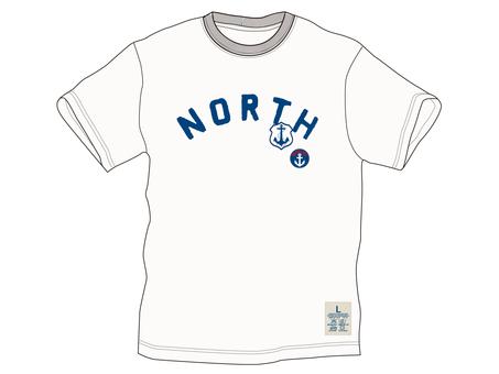 T-shirt - NORTH handle