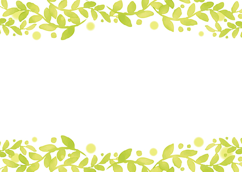 Botanical Frame 2