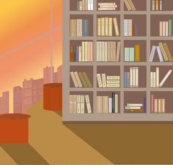 Sunset library