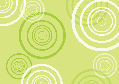 Wallpaper - ripple - green