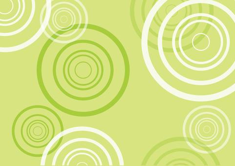 Wallpaper - ripple - green