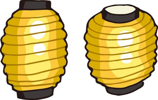 Lantern (Yellow)