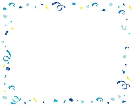 Confetti frame 2