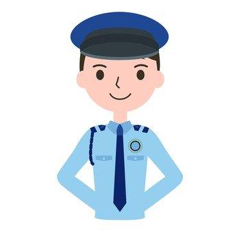 A policeman's man 1