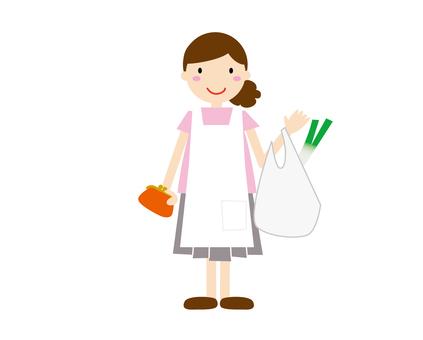 Housewife (shopping)
