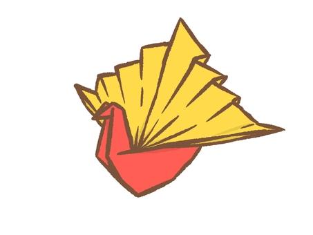 Celebration crane