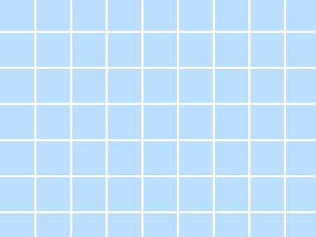 Pastel blue tile pattern