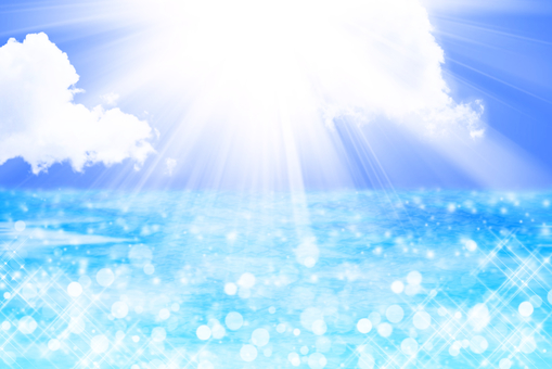 Sea and sun (light strengthening)
