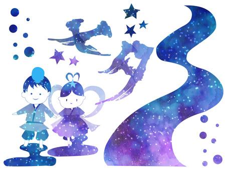 Tanabata set ver 06