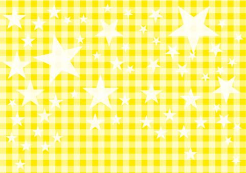 黄色スター