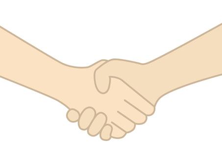 Handshake 01