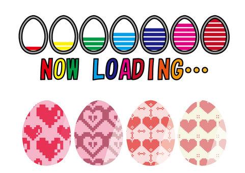 Egg / loading