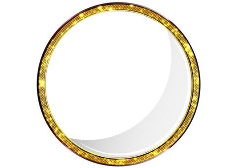 Kim Kiryakira real real round frame circular frame