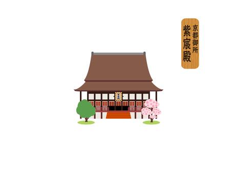 교토의 관광지 ⑪ 교토 고쇼