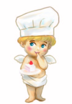 Angel 's patissier