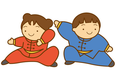 Chinese boxing 4c