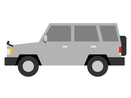 Four wheel drive vehicle